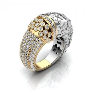 как уменьшают размер золотого кольца
