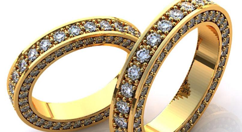 Как отполировать золотое кольцо в домашних условиях