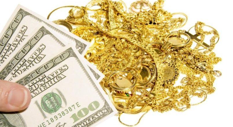 Купить золото из ломбарда