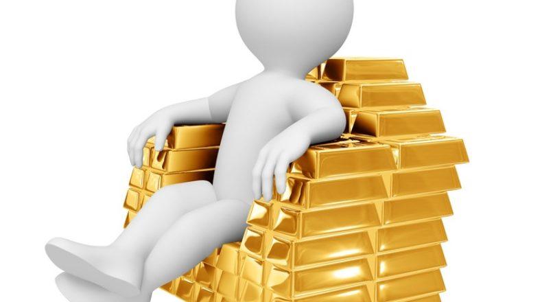 Насколько выгодны вложения в золото