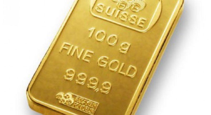 Обеспечение рубля золотом