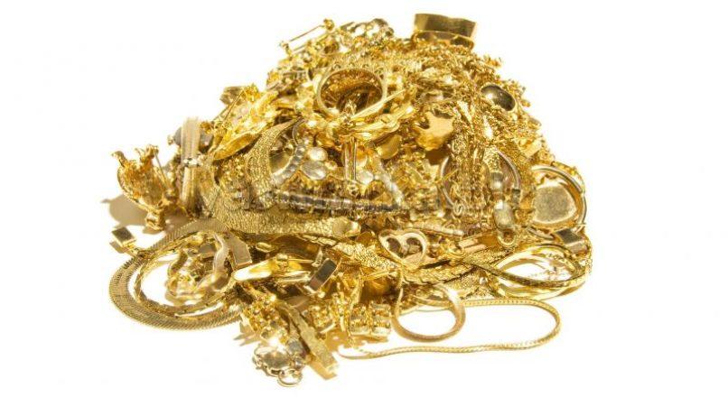 Продажа бу золотых изделий