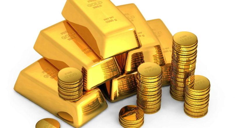 У какой страны самый большой запас золота